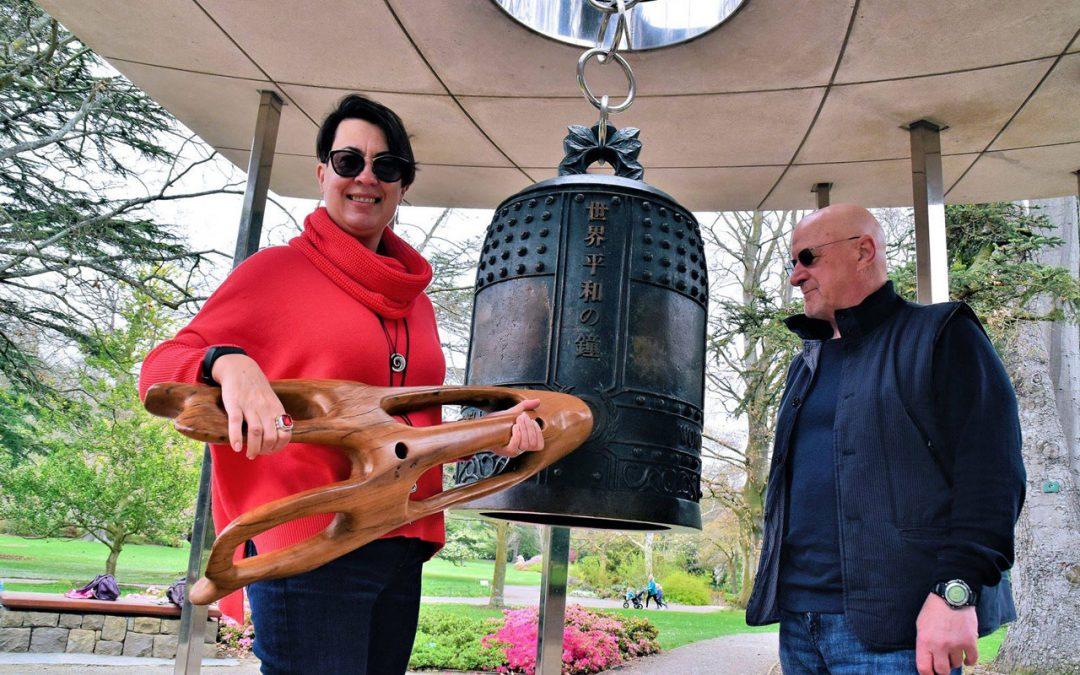 RCCBG Member visits NZ Bell