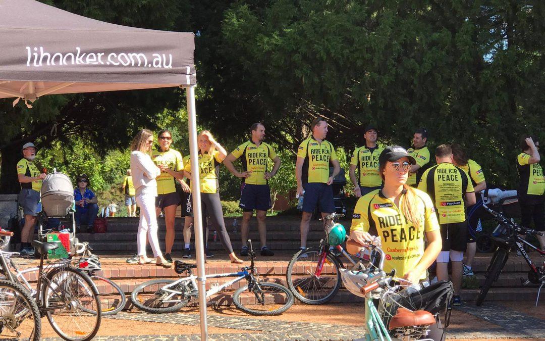 Ride raised $20 000