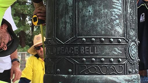 The bell has been rung!