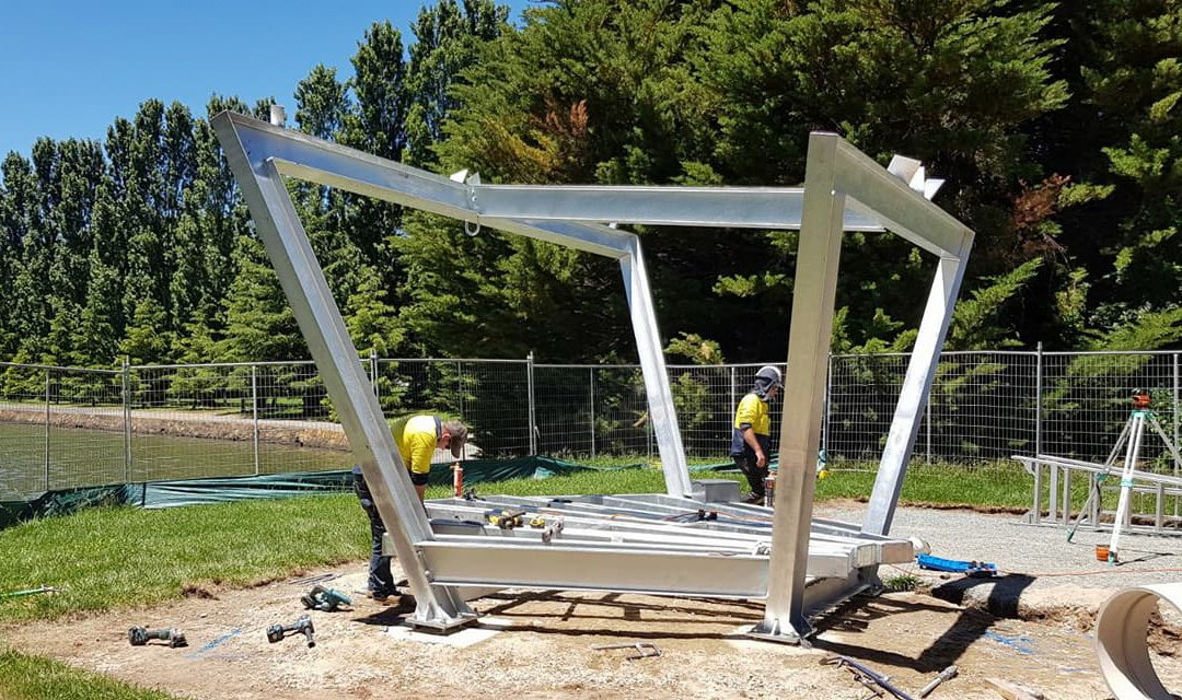 Building the frame photo