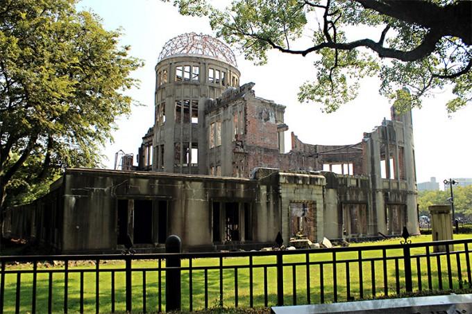 Hiroshima and Nagasaki