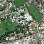 Aerial view of Kinross Wolaroi School Orange
