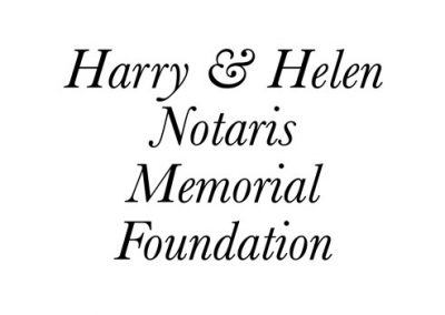 Harry and Helen Notaras Memorial Foundation