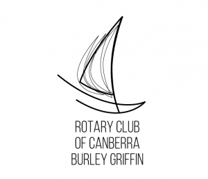 Rotary Club of Canberra Burley Griffin logo